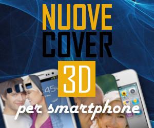 Cover 3D per smartphone