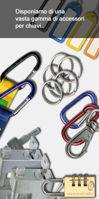 accessori chiavi